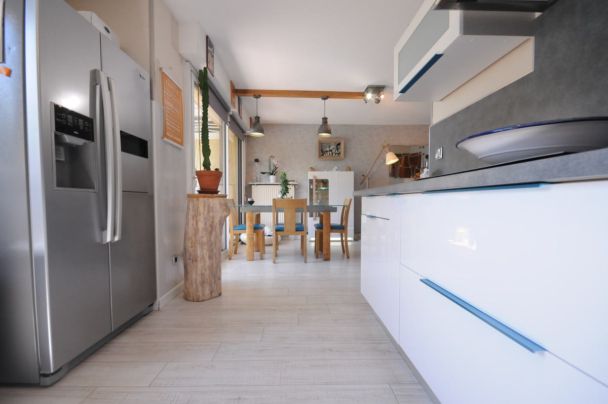 Appartement rénové - Meythet, Annecy