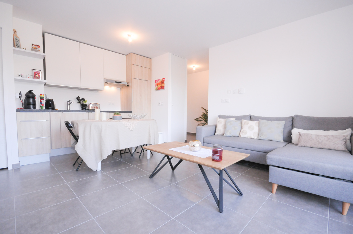 Vente Appartement Saint-Martin-Bellevue