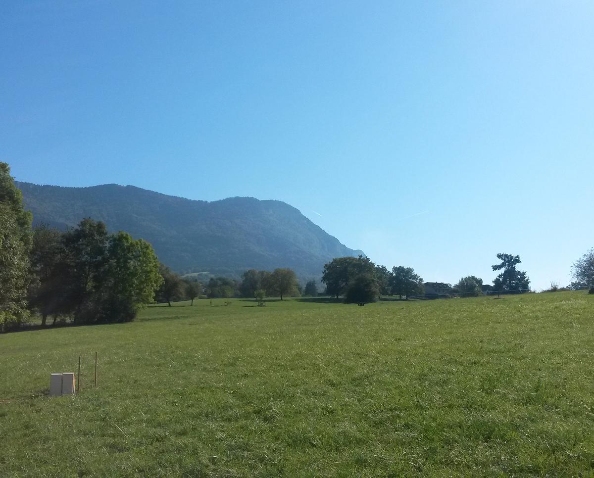 Vente Terrain constructible Aix-les-Bains