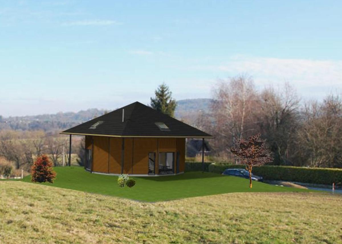 Terrain constructible - Aix-les-Bains