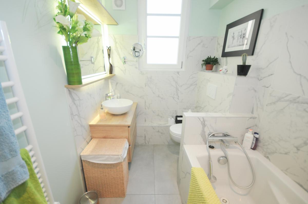 Appartement rénové - Aix-les-Bains